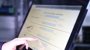 visualisez vos résultats de soudure immédiatement et calculez vos résultats