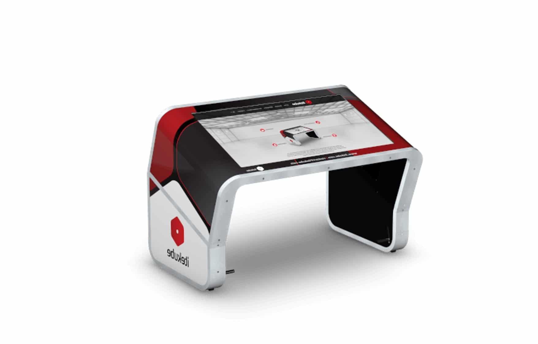 ordinateur tactile collaboratif - collaborativ touch computer