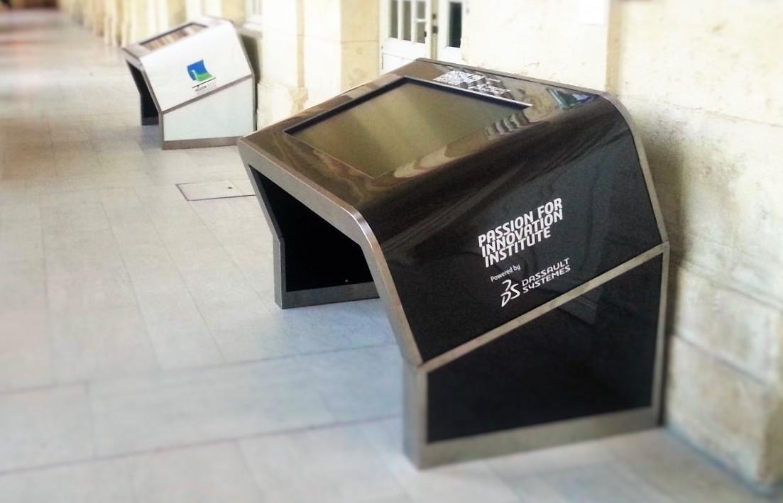 ordinateur tactile collaboratif 2