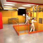 Simulation 3D de procédé