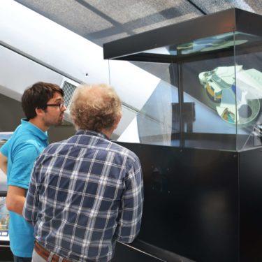 Projecteur holographique iris